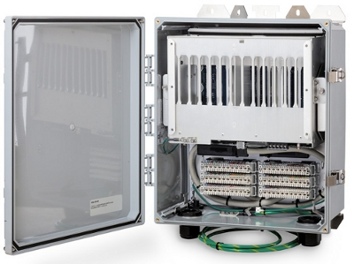 VDSL2 Broadband Amplifier (VBA)