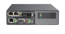 SNMP Manageable Two Slot Chassis