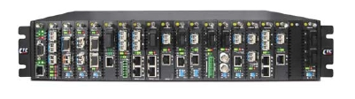 Inverse Multiplexer/Ethernet Switch Platform