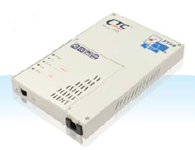 OAM/IP Managed Gigabit Ethernet Media Converter with Fiber Cable Tray