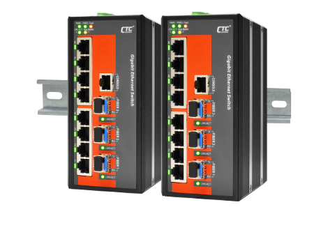 PoE Managed Gigabit Ethernet Switch