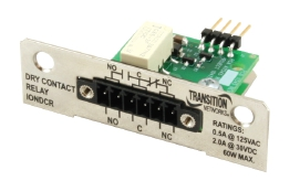 IONDCR - Dry Contact Relay Module