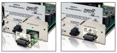 IONDCR-R1 - Dry Contact Relay Module for DC Power connection