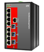 Fast Ethernet Switch for Power Substation