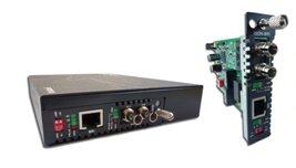 ISDN Bri Fibre Optic Modem