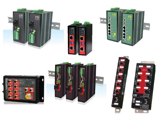 Industrial Ethernet Products