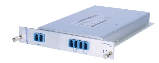 2/5 channel DWDM band-filter