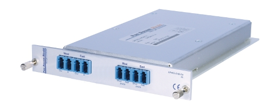 1-channel add drop C DWDM multiplexer